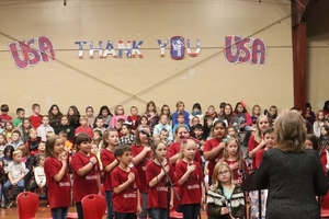 Sites Honor Veterans