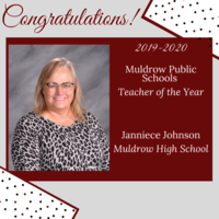 Johnson named MPS Teacher of the Year